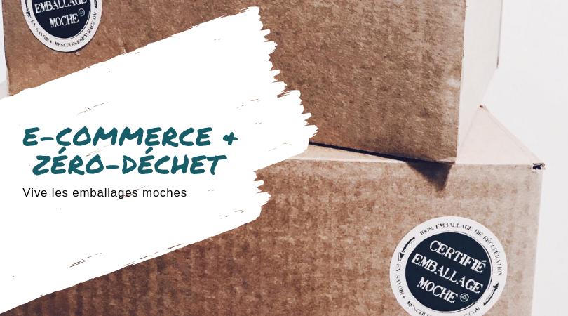 Emballages moches - ecommerce - zero-dechet - Mes courses en vrac
