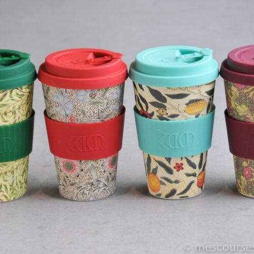 EcoffeCup - mug en bambou réutilisable - Ensemble3
