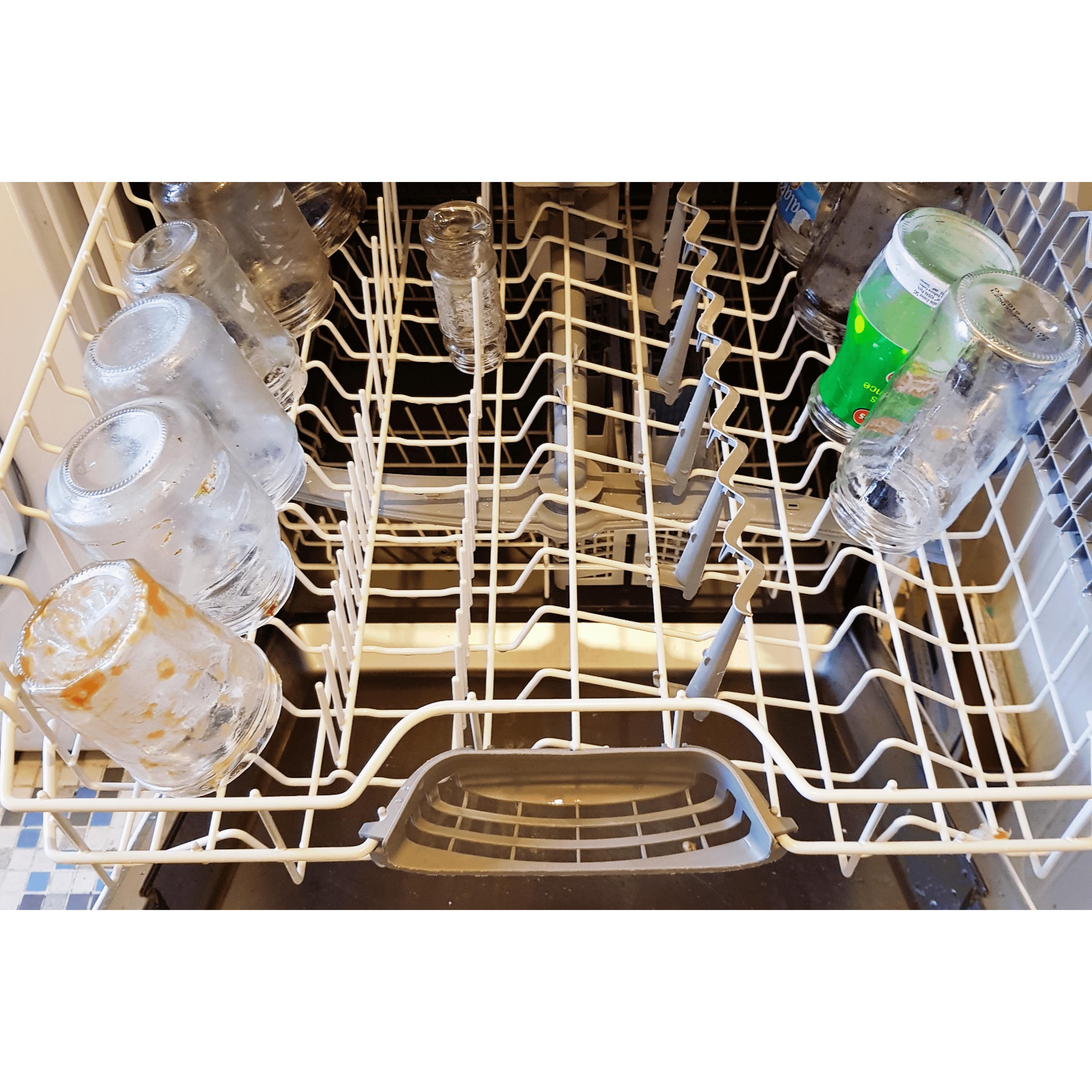 Récupérer ses bocaux - lave vaisselle