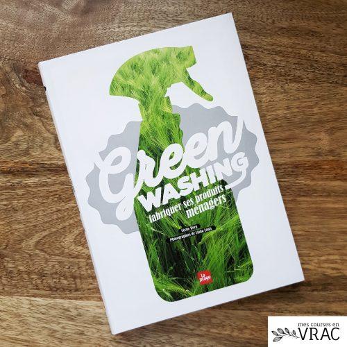 Greenwashing - Mes courses en vrac