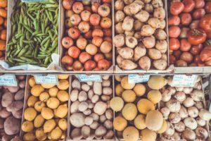 conservation de pommes de terre