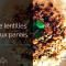 Dahl de lentilles corail aux panais : recette de février