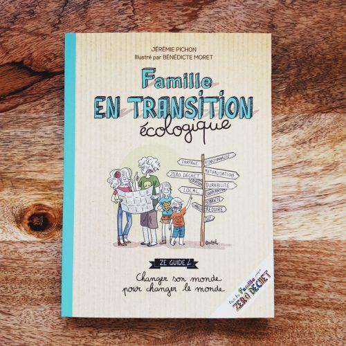 Famille en transition - Mes courses en vrac