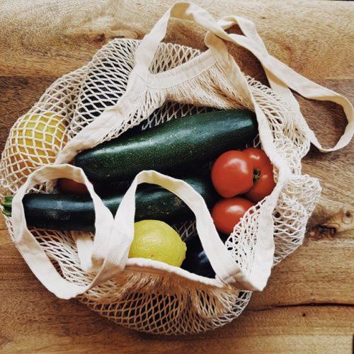 Filet à fruits et légumes - Mes courses en vrac