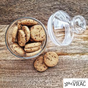 Bonbonnière à biscuits - Mes courses en vrac
