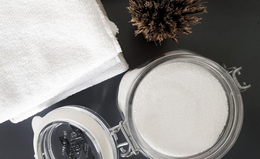 Fabriquer sa poudre lave vaisselle maison
