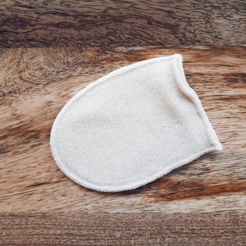 Mini-gant à démaquiller bio