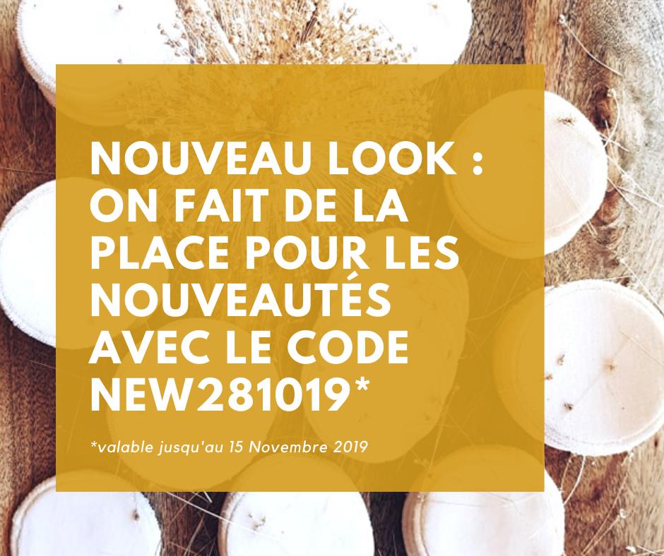 Code promo Novembre 2019