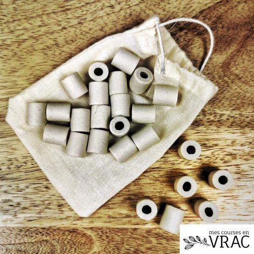 Perles de céramiques - Mes courses en vrac