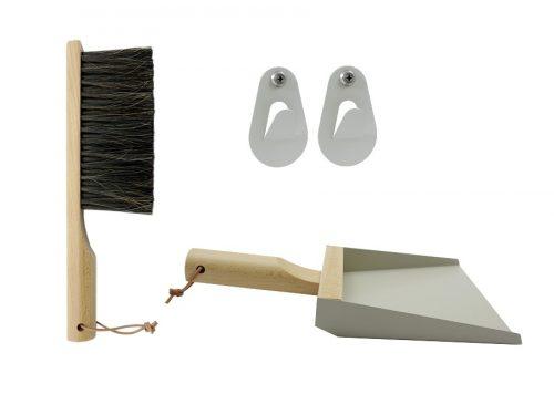 Coffret-Pelle-Balayette-Crochet-muraux-design-clynk-gris