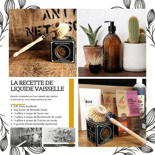 Kit zerodechet - Liquide vaisselle maison - Mes courses en vrac-min