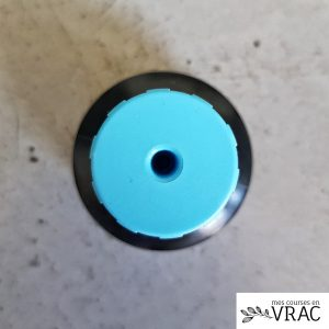 recharge pour marqueur bleue