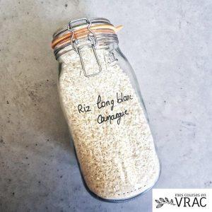 Bocal le parfait 2L pour riz et pates