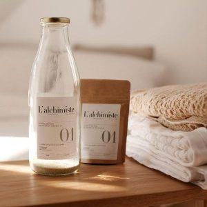 Lessive au savon de marseille maison