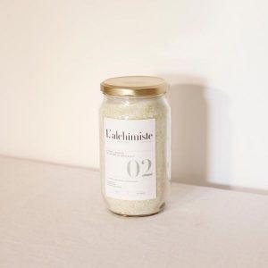 Lessive en poudre au saon de marseille l'alchimiste