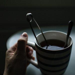 Pince à thé vrac