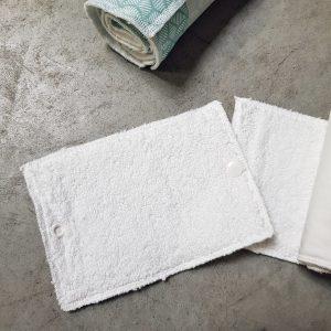 Feuille de papier toilette lavable