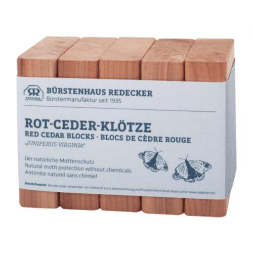 Blocs. de cèdre rouge - antimite naturel